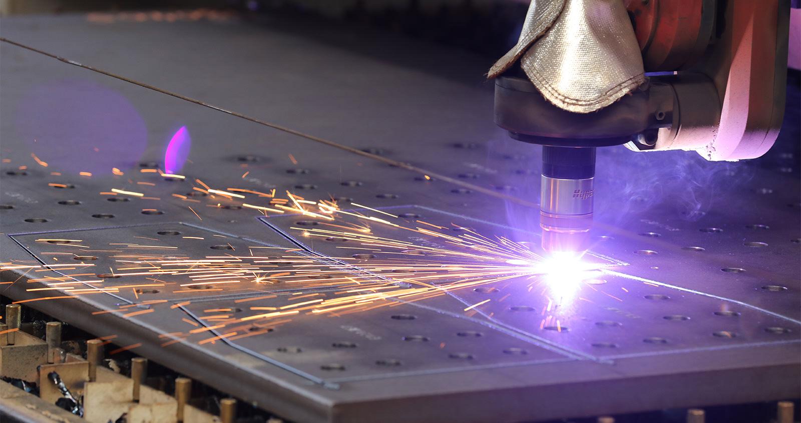 Hahner Technik: Stahlbau-Infotage – Mit dem Laser schneiden – Bernhard Hahner Blog