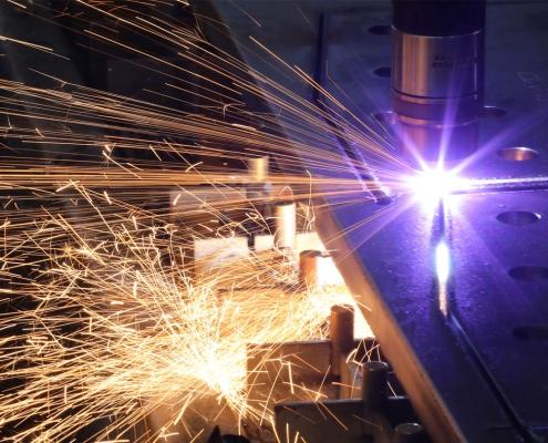 Hahner Technik – Stahlbau-Infotage: Nachhaltiger Stahlbau mit Laser – Bernhard Hahner Blog