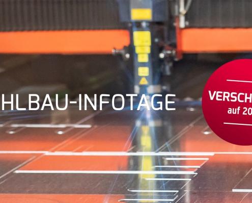 Hahner Technik Stahlbau-Infotage verschoben – Bernhard Hahner Blog